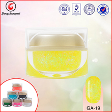 Nail Art Good Quality Sequins Powders Glitter Gel For Gel Nails