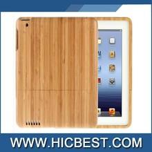 Detachable Bamboo Case for iPad 4 / New iPad (iPad 3)