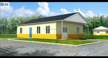 beutiful design prefab garden green house villa