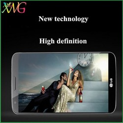 buy direct from china factory 9h milo tempered glass screen protector for lg g2