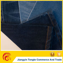 Trousers Denim Fabric company Poly/cotton factory in China