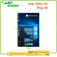 Brand New Onda V820W CH Intel z8300 Quad core 1280*800 8 inch tablet pc touch screen digitizer with high quality