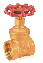 Brass Pumped Leveraged Gate Valve/non rising stem butt weld gate valve