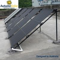 Easy installation rigid Anti-UV Solar Pool Heating Collector