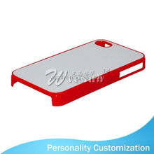 For Ipone 4 Blank Phone Case Sublimation Blank leather phone case for huawei y600