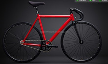 2015 Factory Price 700C steel track bike for sale