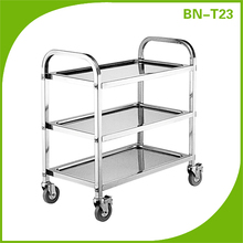 Commercial Stainless Steel hosptial medicine Trolley BN-T23