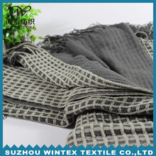 High quality polar fleece blanket with one side anti-pilling with high quality