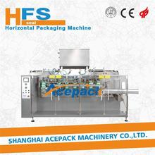 Horizontal Form - Fill - Seal Automatic powder coat for agricultural