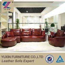 red genuine sectional leather corner sofas uk furniture