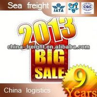 hanging garment container freight 2013 sea freight