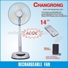 CR-8803A Multi-function solar fan & lighting system with remote control