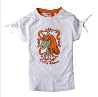kids 100%cotton t-shirt
