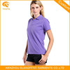 Women Plain High Quality Slim Fit Polo Shirt