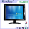 12inch touch monitor/12 inch lcd touch screen monitor with vga