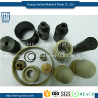 High Quality Provide QC Report Injection Molding PEEK Products