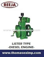 agricultural machineries lister type diesel engine