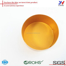 OEM ODM ISO ROHS SGS certified chinese copper candle jar manufacture
