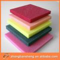 Alta densidad de poliuretano láminas de espuma para el asiento del sofá