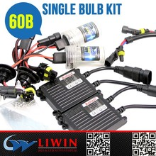 china factory wholesale h7 slim hid xenon kit h7 xenon hid kit 2015 best 35w 6000k hid xenon kit for trucks Atv SUV head lamps