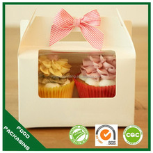 Super quality export orange cake box