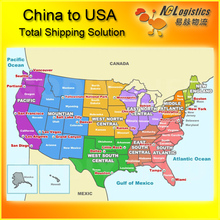 logistics service providers from china to new york