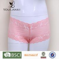 Factory Direct Sale Transparent Lace Sexy Ladies Panty