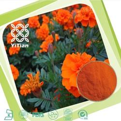 Factory Supply Natural Lutein/ Marigold Extract Powder