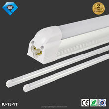 High-end products!!1.2m 18W build-in isolated IC driver type AL+PC T8 T5 led tube with AC85-265 PF>9.5 CRI>80