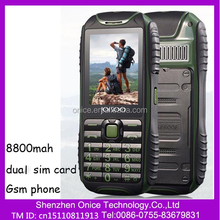 "2.6 ""arabic language cell phone A9 basic china mobile phone 2 gsm sim card 8800mah battery high sound loud speaker mobile phone"