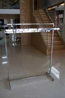 metal clothes racks and stands/store racks clothing/unique clothing racks