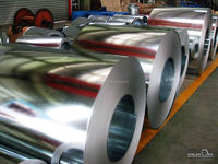 Galvanized steel coils as z50