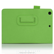 2015 Danycase new design leather case with stand magnet flip case for ipad pro