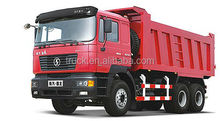 20 tons Shacman Dump Truck, used 20 tons Shacman Tipper, 20 tons lorry truck