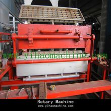 Paper Egg Crates Professional Waste Paper Recycling small egg tray machine for hot sale