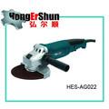 ( hes- ag022) herramientas de ángulo amoladoras/moledoras/esmeriles 720w alemán herramientas eléctricas