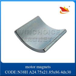 Winchoice neodymium rotor permanent magnet,sintered neodymium magnet