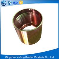 Hot sale heat resist hydraulic hose aluminum 00100 tube ferrule