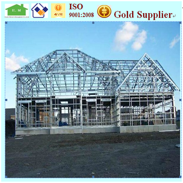 Small steel frame house plans buy steel frame small for Small metal house plans