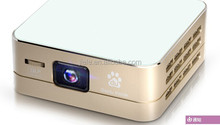 Portable DLP smart projector