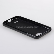 Advanced TPU Case for LG L65 Dual D285 (Black) with screen protector