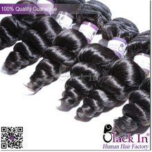 india hot new looose curl wave dip dye remy hair weave bundles imports