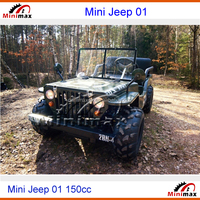 China 150cc Mini Jeep Willys 2015 latest 250cc available Automatic or Manual gears Optional