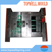 Wall switch socket mold of plastic injection mold with OEM plastic mold factory E0117