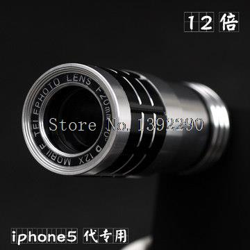 New 2016 12x Mobile phone Long Focus Telephoto/Telescope Zoom Lens/lenses For Iphone 6 6s 6plus
