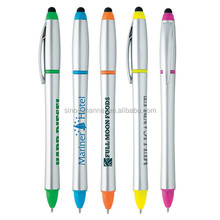Alibaba Supplier Personalized Office Stylus Highlighter Pen Combo