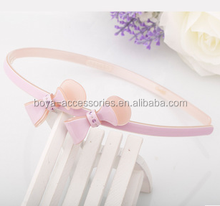 wholesale baby cute and pretty non-slip knot headband
