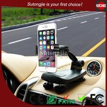 Desk Table Standing Mobile Phone Holder,Windscreen Mount Dashboard Stand Car Holder