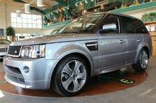 range rover sports 2012