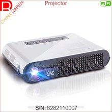 MSD6369 Android dual core os mini 3D 2K4K smart Projector with DTS WIFI for business and entertainment